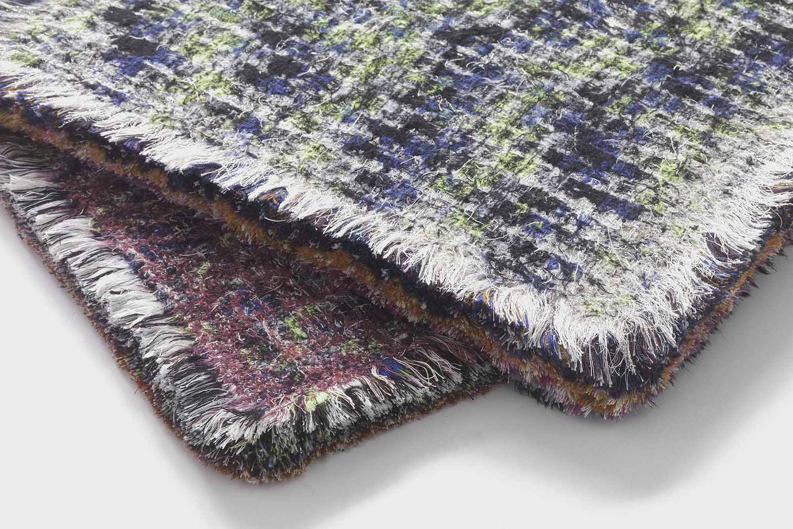 laend textile blankets rugs